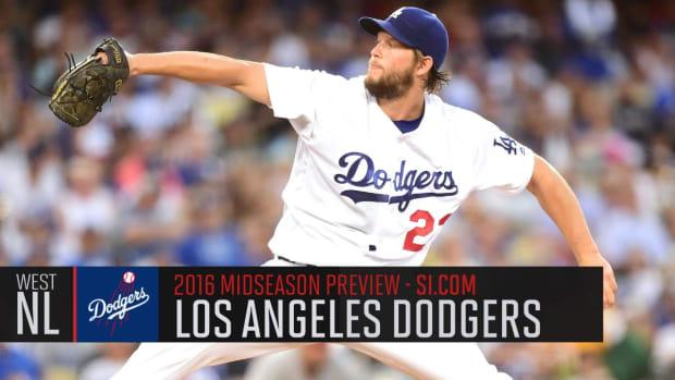 Verducci: Los Angeles Dodgers 2016 midseason preview IMAGE