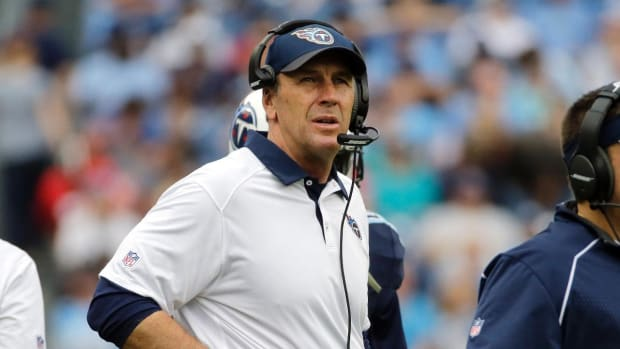 Tennessee Titans hire Mike Mularkey as head coach -- IMAGE