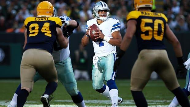 Cowboys to start Dak Prescott over Tony Romo vs. Eagles - IMAGE
