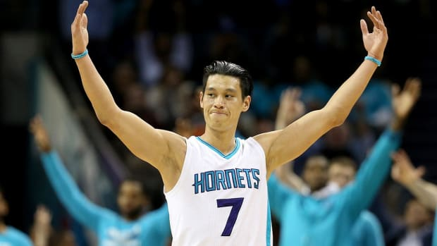 Report: Jeremy Lin says he will sign with Nets on three year, $36 million deal - IMAGE