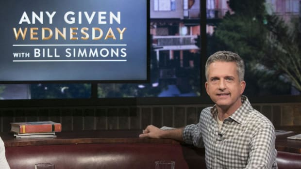 After cancellation of HBO show, Bill Simmons faces uncertain TV future - IMAGE