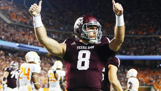 After clearing '5–0 hill' vs. Tennessee, Texas A&M turns its eyes toward a championship; Punt, Pass & Pork