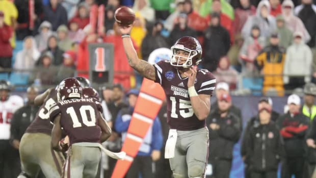 Dak Prescott arrested for DUI in Mississippi  -- IMAGE