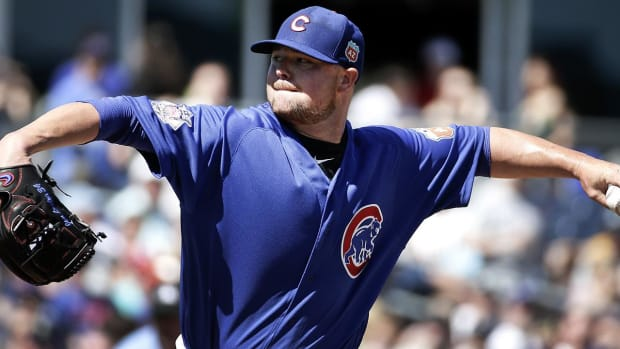 Verducci: Chicago Cubs 2016 preview IMAGE
