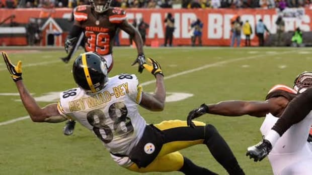 Jets loss gives Steelers reason to celebrate IMAGE