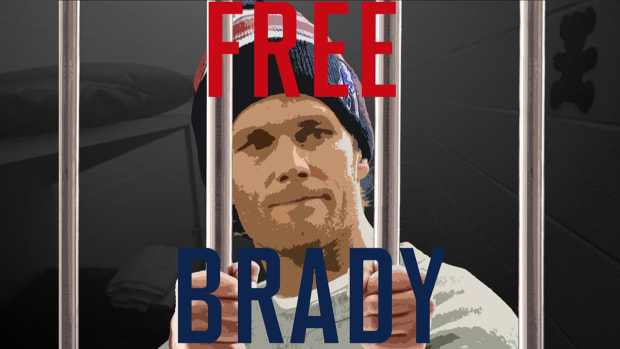 Edelman on Brady's suspension: 'Like one of your buddies going to jail'--IMAGE