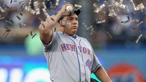 Report: Bartolo Colon, Braves agree to deal - IMAGE