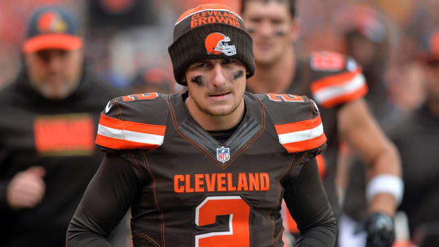 Police report detailing Johnny Manziel incident released -- IMAGE