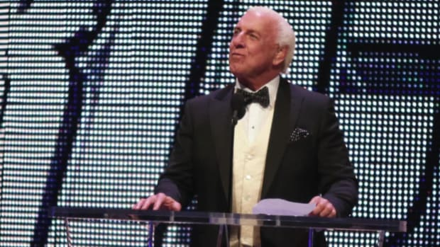 'Nature Boy' slated to be most anticipated sports documentary of 2017 - IMAGE