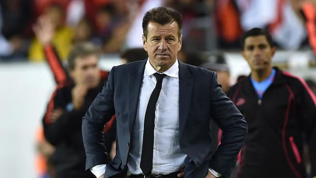 Brazil fires manager Dunga after Copa America exit - IMAGE