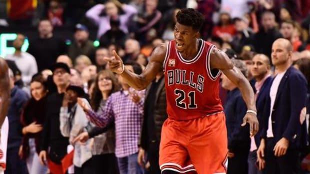 NBA Power Rankings: Bulls jump into top 5, no changes at top - IMAGE