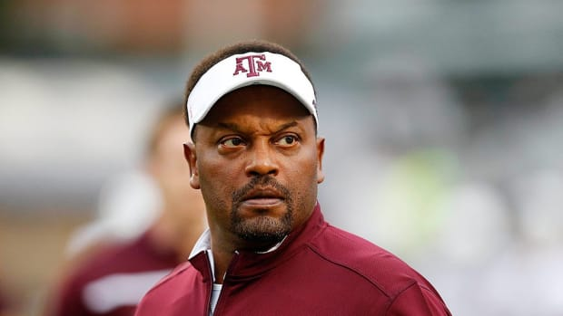 Cutting through the noise: Texas A&M's Kevin Sumlin talks Johnny Manziel, state of Aggies program