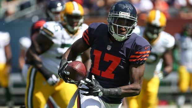 Chicago Bears place franchise tag on Alshon Jeffery - IMAGE
