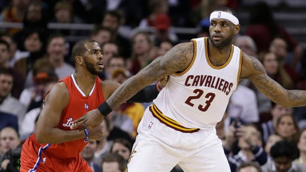 Report: LeBron James, Chris Paul deposed in NBPA lawsuit -- IMAGE