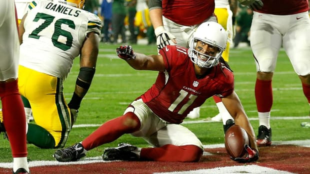 Will the Cardinals have a plan to take down the rolling Panthers? IMAGE