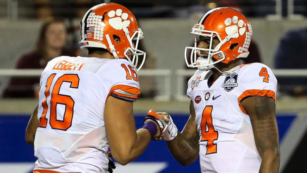 Fiesta Bowl preview: No. 2 Clemson vs No. 3 Ohio State -- IMAGE