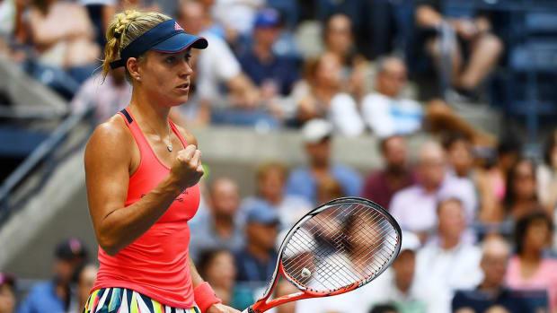 Kerber beats Pliskova to win 2016 U.S. Open title -- IMAGE