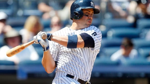 Yankees trade Carlos Beltran to Rangers for prospect Dillon Tate - IMAGE