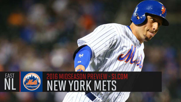 Verducci: New York Mets 2016 midseason preview IMAGE
