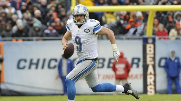 The MMQB Spotlight: Matthew Stafford IMAGE