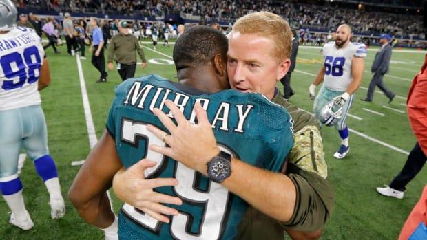 Jason Garrett: Cowboys considered bringing back DeMarco Murray  -- IMAGE