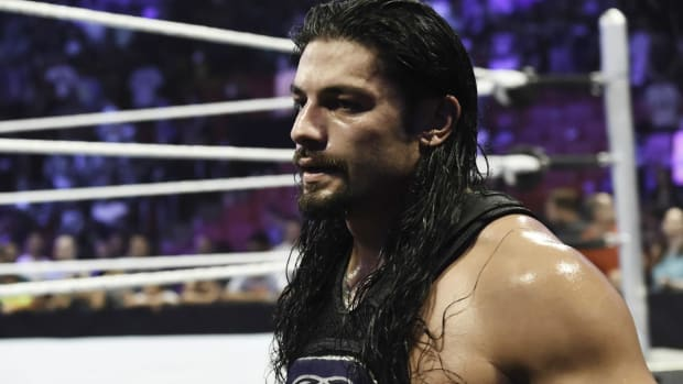 Roman Reigns suspended 30 days by WWE for wellness policy violation - IMAGE