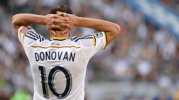 Report: Landon Donovan coming out of retirement to play for Galaxy -- IMAGE