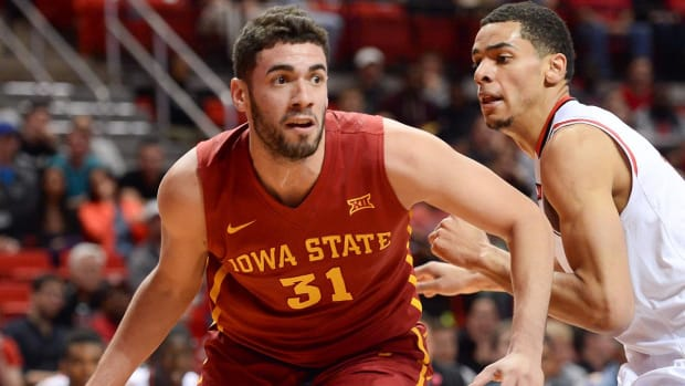 Wooden Watch: Iowa St.'s Georges Niang IMAGE