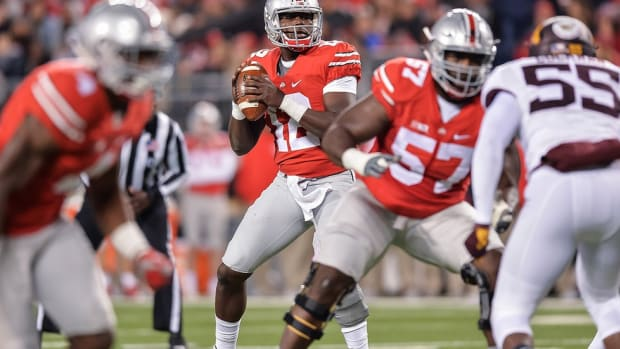 Former Ohio State quarterback Cardale Jones unleashes the fury on NCAA in series of tweets