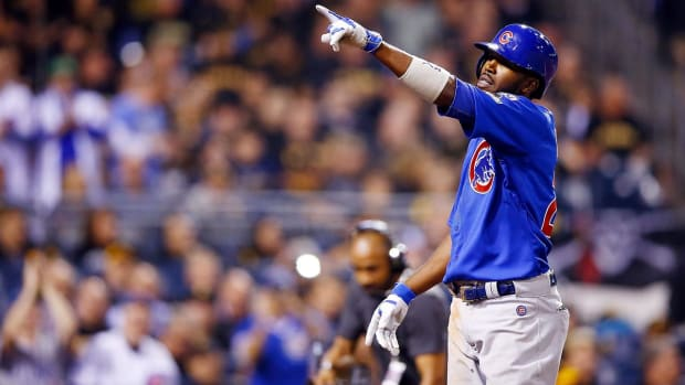 Report: Orioles, Dexter Fowler agree to three-year deal--IMAGE