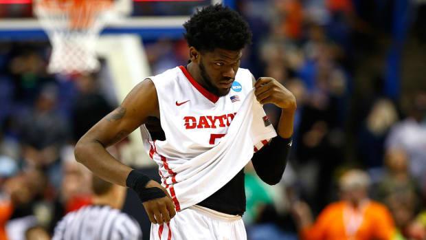 Dayton Men's Basketball Player Steve McElvene dies at age 20