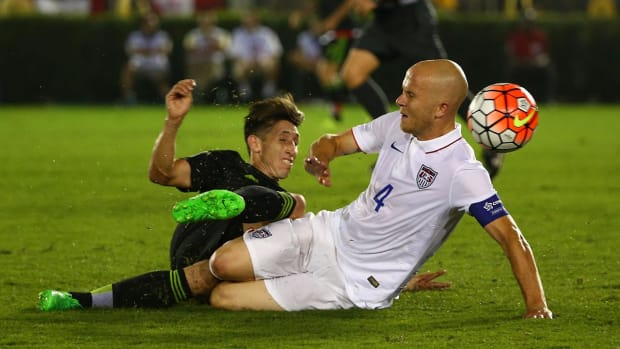 Michael Bradley: 'Added layer' to USA-Mexico after election - IMAGE