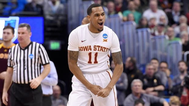 Monté Morris hopes to use Iowa State's NCAA tournament run to further help his hometown of Flint