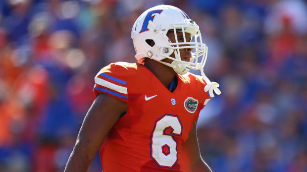 Quincy Wilson predicts 12th straight win over Volunteers -- IMAGE