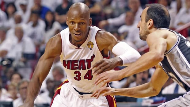 Report: Ray Allen eyeing Warriors, Cavaliers in potential comeback - IMAGE
