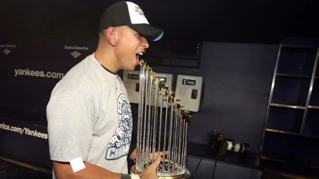 Alex Rodriguez's most memorable moments--IMAGE