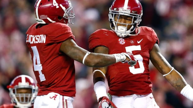 Alabama has won big by going small in the secondary, but will that approach keep working against Clemson?