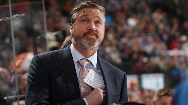 Patrick Roy resigns as coach of Colorado Avalanche -- IMAGE