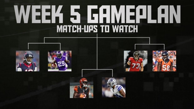 NFL's Week 5 Gameplan IMAGE