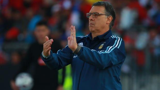 Gerardo Martino resigns as Argentina manager - IMAGE
