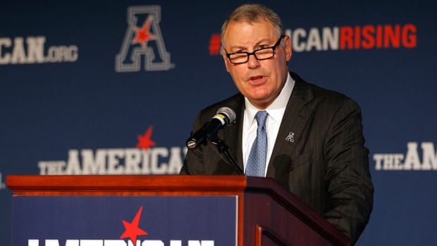 As Big 12 expansion looms over AAC, new media could end up pivotal to both leagues' futures