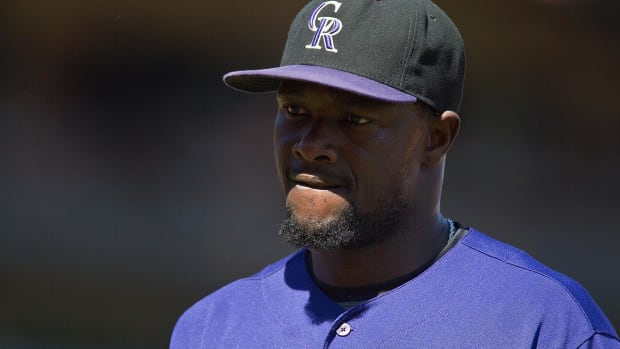 How will Chapman suspension affect Reyes' punishment? IMAGE