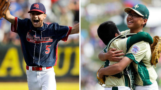 Endwell, New York win LLWS U.S. title, play South Korea in championship--IMAGE