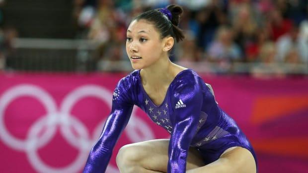 Kyla Ross announces retirement from elite gymnastics - IMAGE