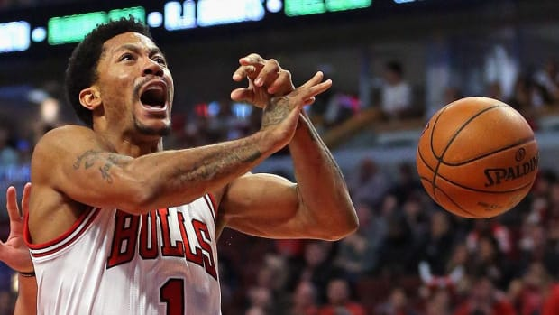 SI Top 100 NBA players of 2017 snubs Derrick Rose IMG