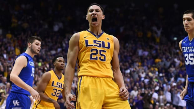 The truth about Ben Simmons: The LSU freshman sensation is hard to define but easy to appreciate