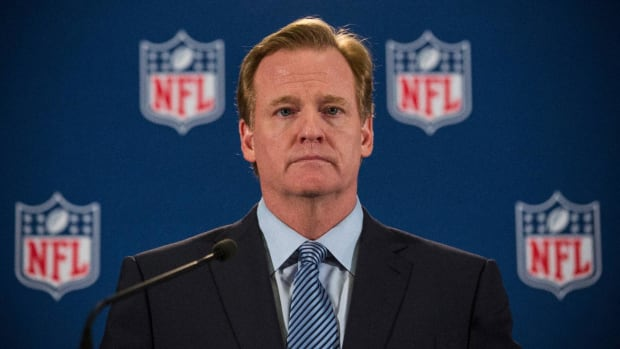 Roger Goodell thinks concussion culture in NFL has changed IMAGE