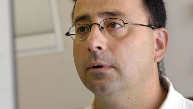 Former USA Gymnastics doctor accused of abuse - IMAGE