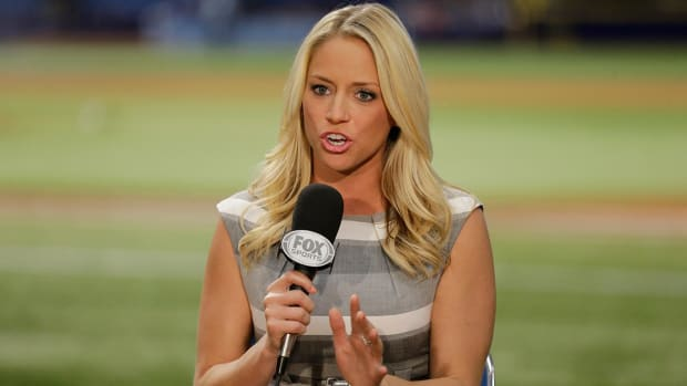 Can a sports broadcaster come back after making racist comments? --IMAGE