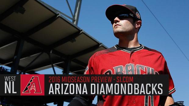 Verducci: Arizona Diamondbacks 2016 midseason preview IMAGE